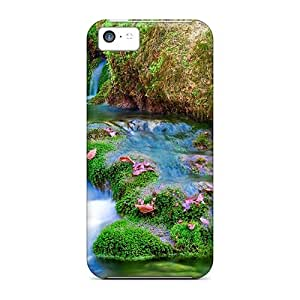 New Arrival River Stones For Iphone 5c Case Cover