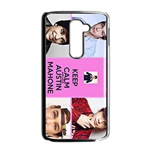 Keep Calm And Love Brand New And Custom Hard Case Cover Protector For LG G2