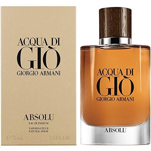 GIORGIO ARMANI ACQUA DI GIO ABSOLU eau de parfum 75ml Spray