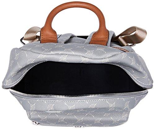 Joop! Cortina Salome Backpack Mvz, Zaino Donna Grigio (Light Grey)