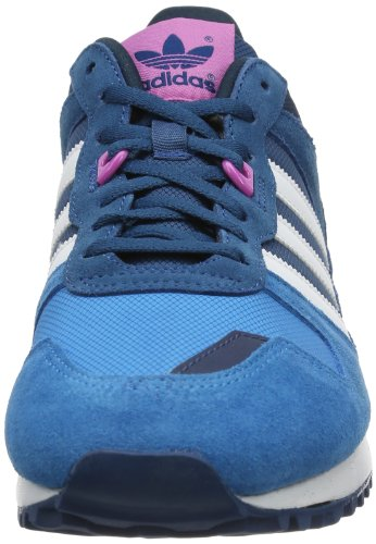 Adidas Originals Zx 700 - Zapatillas Azul - Blau (TRIBE BLUE S14 / RUNNING WHITE FTW / JOY ORCHID S13)