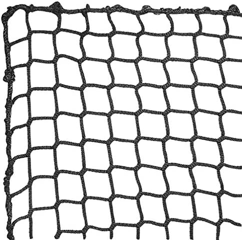 Aoneky Polyester Baseball Backstop Nets, 10x10ft 10x15ft 10x20ft 15x15ft