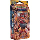 TCG Sun & Moon Theme Deck Card Game