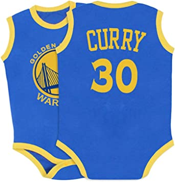 GHQ-Newborn Camisetas NBA Niños Golden State Warriors NO.30 ...