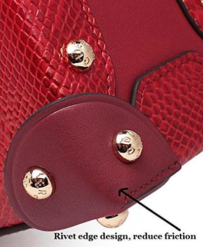 petite partie à sac serpent Bag carrée à Messenger pour de cuir sac de Totes boucle clubs Black Mesdames main les bandoulière en mariage C1YzSwq