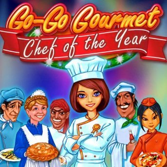 Go-Go Gourmet Chef of the Year (Go Go Gourmet Chef Of The Year)