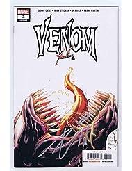Venom #3 NM 1st Full App of Knull Signed w/COA Donny Cates 2018 Marvel Comics