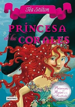 Princesa de los corales: Princesas del Reino de la