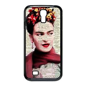 YUAHS(TM) Unique Phone Case for SamSung Galaxy S4 I9500 with Frida kahlo YAS938277