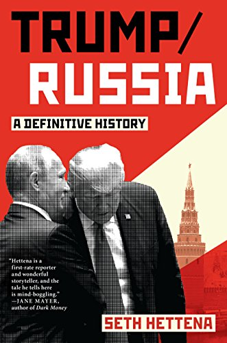 Trump/Russia: A Definitive History cover