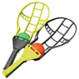 Wham-O Trac Ball Racket Toy Game