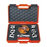 #7: CMT 692.013.11 Cabinet & Joinery Set, 4-Inch Diameter, 1-1/4-Inch Bore