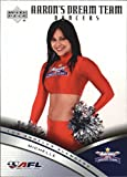 2006 Upper Deck AFL Dream Team Dancers #DT12 Michelle - NM-MT