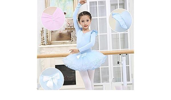 Los niños Ballet Falda Ropa de Baile niña Danza Nacional Falda de ...