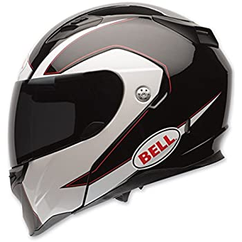Bell Revolver Evo Unisex-Adult Modular/Flip Up Street Helmet (Ghost Black,