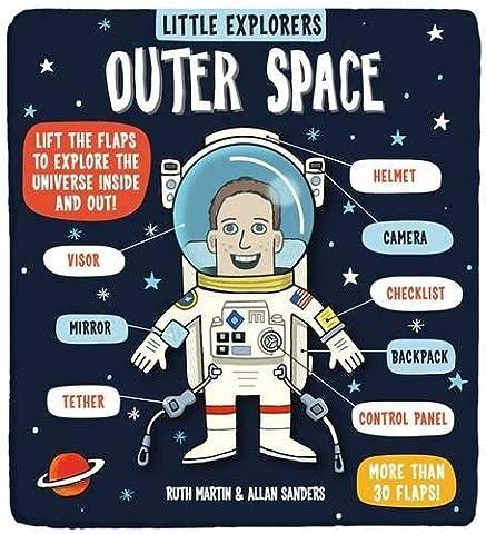 Little Explorers: Outer Space - Little Space Explorers