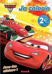 CARS 2 JE COLORIE