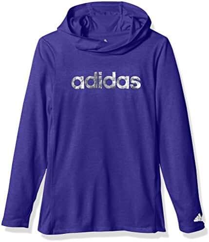 Adidas Girls' Performance Hoodie