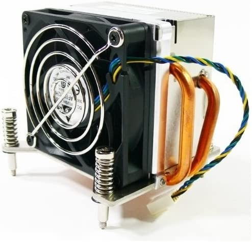 HP 727150-001 Processor fan heat sink assembly - Includes replacement thermal material