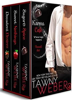 Karma Café Boxed Set: Books 1-3 by [Weber, Tawny]
