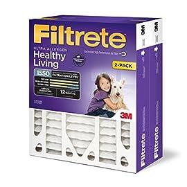 Filtrete Healthy Living Ultra Allergen Air Filter
