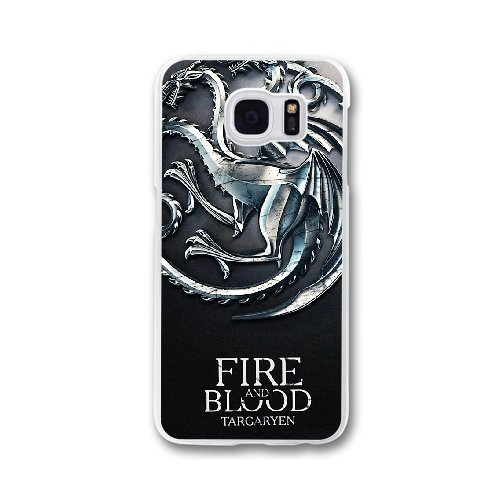Custom personalized Case-Samsung Galaxy S7 Edge-Phone Case Game of Thrones Design your own cell Phone Case Game of Thrones