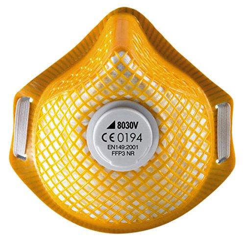 Alphamesh 8030v Valve Dust Mask (Pack of 5) Bryson Products UK 18532