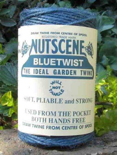 3 Rolls Nutscene Heritage 3-ply Jute Twine: 120m, Blue by Nutscene