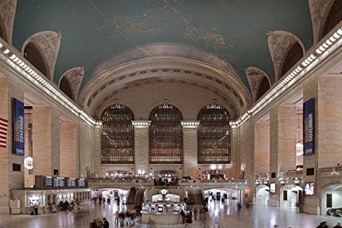 Photo Print 12x18: Interior, Grand Central Station, New York, New York, 2007