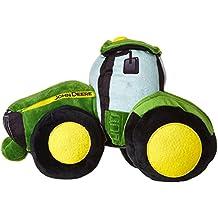 "John Deere Tractor 12"" x 9"" x 9"" Plush Pillow Buddy"