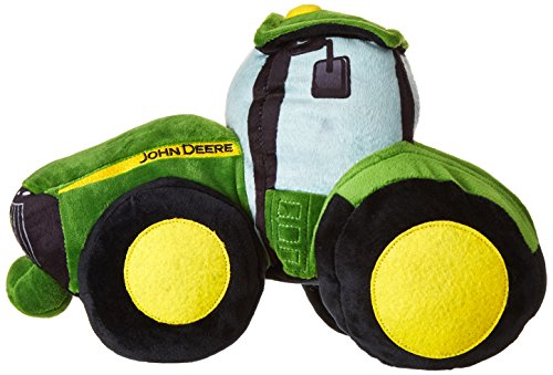 John Deere Tractor 12″ x 9″ x 9″ Plush Pillow Buddy