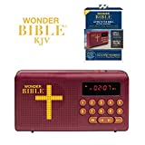 Wonder Bible KJV- The Talking Audio Bible Player (King James Version) Endorsed by Pat Boone, As Seen on TV