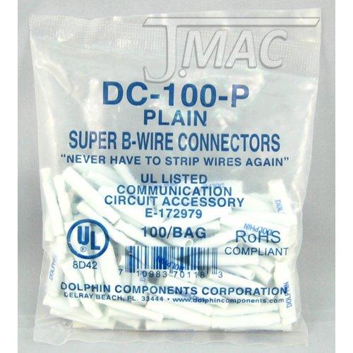 Dolphin DC-100P Super B Connector 100 Pcs.