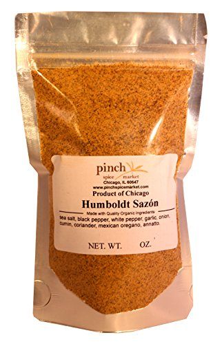 Pinch Spice Market, Organic Sazón, Authentic Puerto Rican Spice