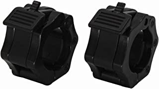 ValueHall 2'Barbell Collars- Quick Release Set of 2 Weight Clamp Collar Clips Great for Professional Strength Training V7050