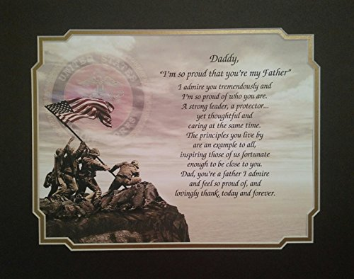 Daddy Marines (Marines Gift for