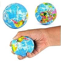jushen Mini globo sintética Stress Relief Bouncy Ball