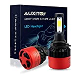 toyota 1995 led headlights bulb - AUXITO Automobile HB4 9006 LED Headlight Bulbs All-in-One Conversion Kit 6500K Cool White 72W 8000Lms Per Pair -New Version with US COB LED Chips Super Bright