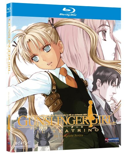 Gunslinger Girl: Il Teatrino [Blu-ray]