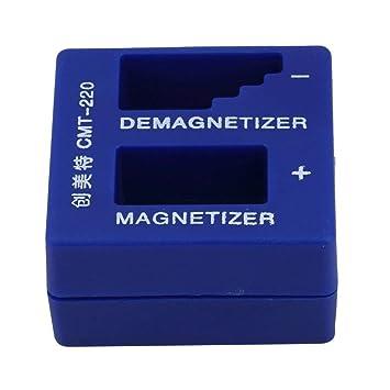 JohnJohnsen Desmagnetizador de magnetizador 2 en 1 para ...