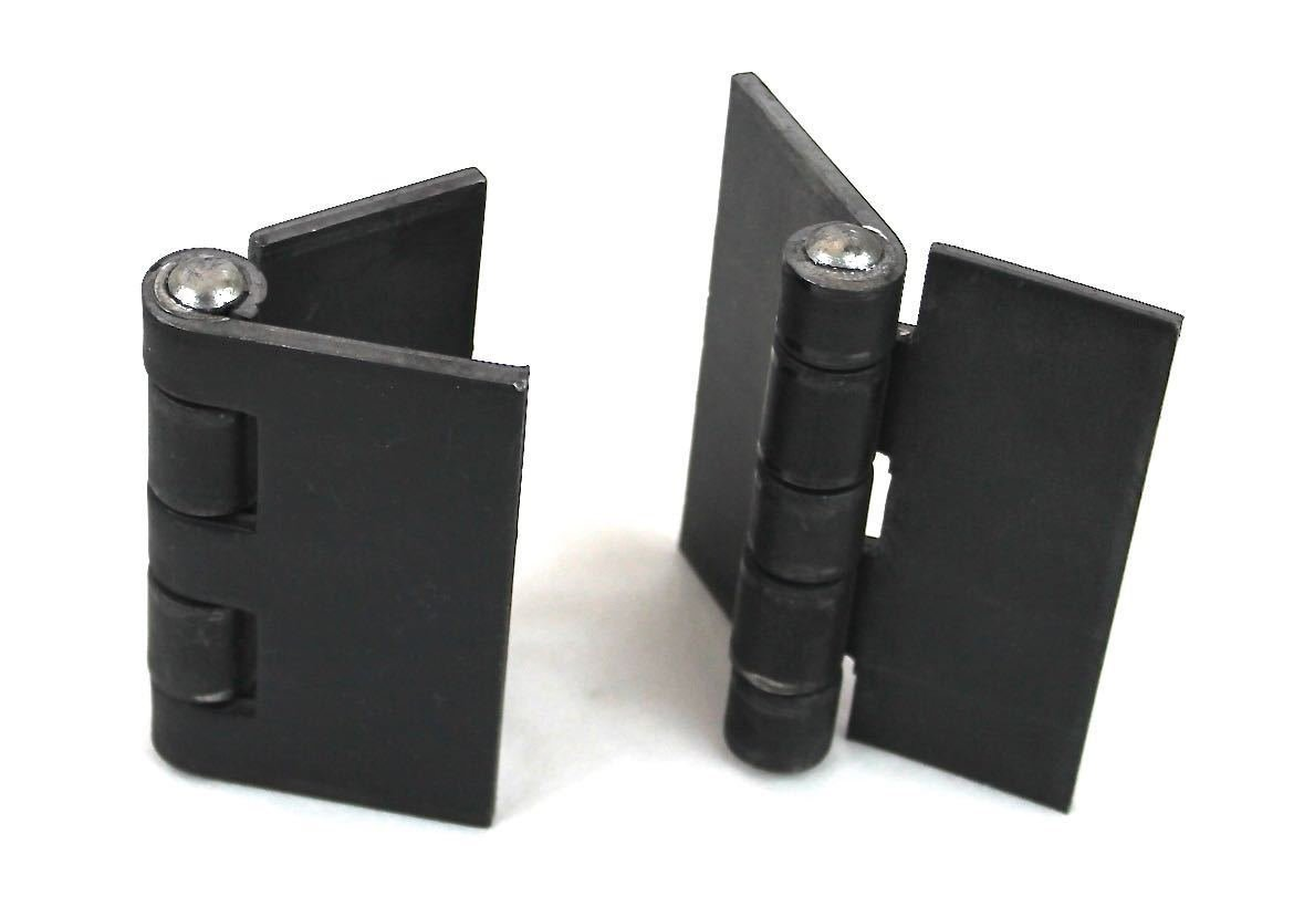 New Heavy Duty Weldable Pair 4'' x 4'' Gate Hinges-Steel Butt Hinge /Hvy Gates Doors