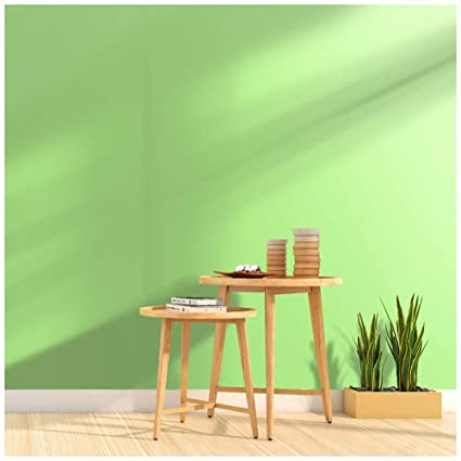 Haokhome 6583 Peel Stick Wallpaper 17 7in X 9 8ft Lightgreen Lime Tree Green Self Adhesive Contact Paper Wall Furniture Sticker
