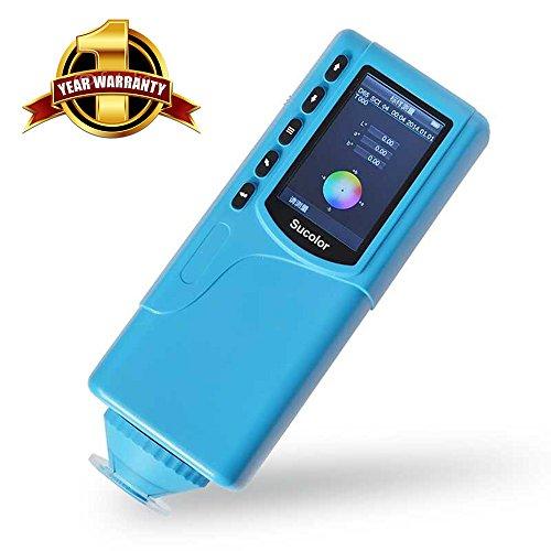 SC-10 Digital Colorimeter Color Analyzer Meter TFT Color Display Portable Color Difference (Sc Colorimeter)