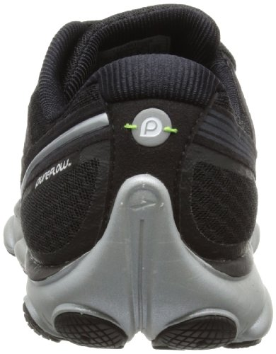 Browar Timing Systems Pureflow 3 - Zapatillas de running Black/Silver