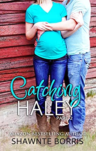book cover of Catching Haley