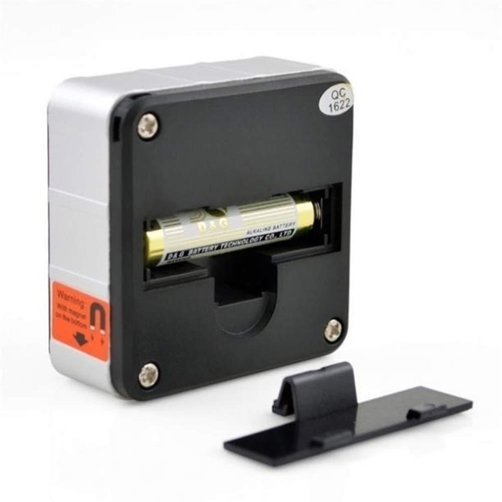 EisEyen LCD Hintergrundbeleuchtungsanzeige Digital Neigungsmesser Winkelmesser Messger/ät
