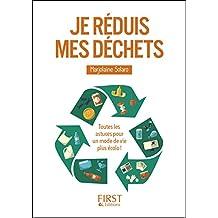 Petit livre de - Je réduis mes déchets (LE PETIT LIVRE) (French Edition)