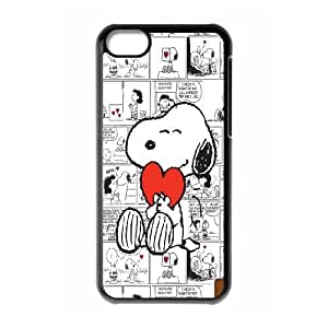Snoopy Hard Case Cover Skin for Iphone 5C Phone Case AML477798