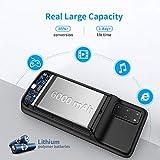 NEWDERY Galaxy S20 Plus Battery Case, Built-in