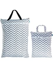 Teamoy Reusable Pail Liner for Cloth Diaper/Dirty Diapers Wet Bag